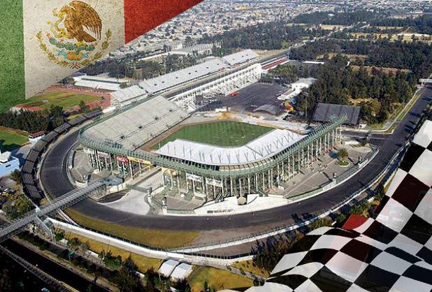 F rmula 1 llena hoteles del df for Puerta 6 del autodromo