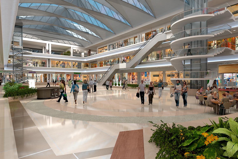Prev n primer centro comercial en el centro de la ciudad - Centro comercial de la moraleja ...
