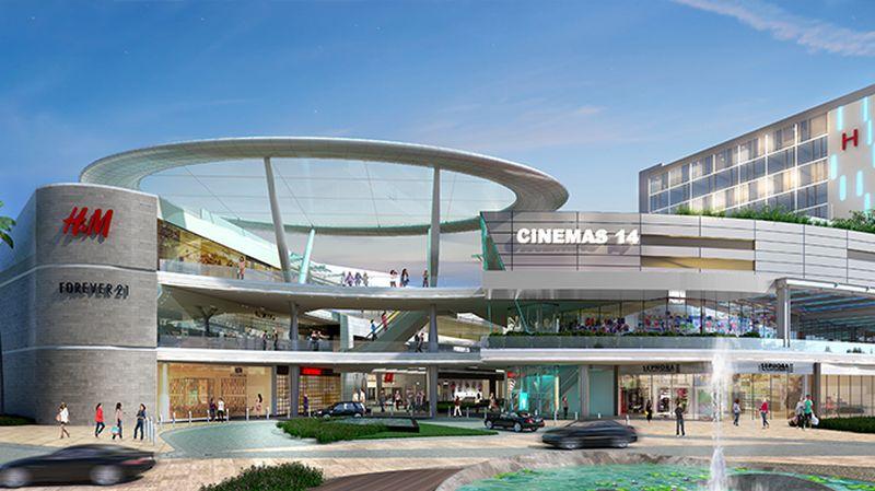 Fibra shop construye tres nuevos centros comerciales en m xico for Puerta la victoria